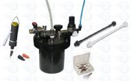 5623-1215 Pinch Valve Dispensing System for CA or UV adhesive